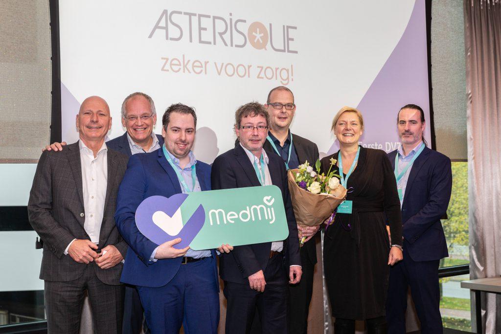 Asterisque Neemt Medmij Label Officieel In Ontvangst -6877